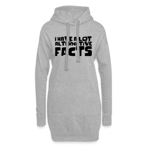Alternative facts - Hoodie Dress