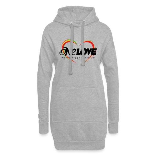 LOGO ONE LOVE 2016 - Vestitino con cappuccio
