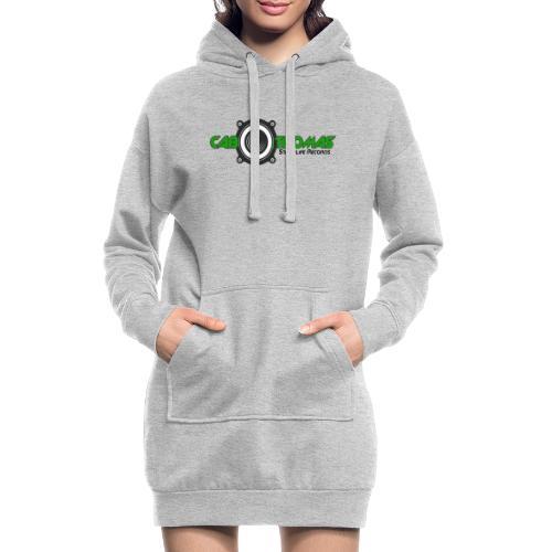 cab thomas Logo - Hoodie-Kleid
