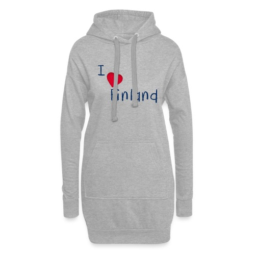 I Love Finland - Hupparimekko