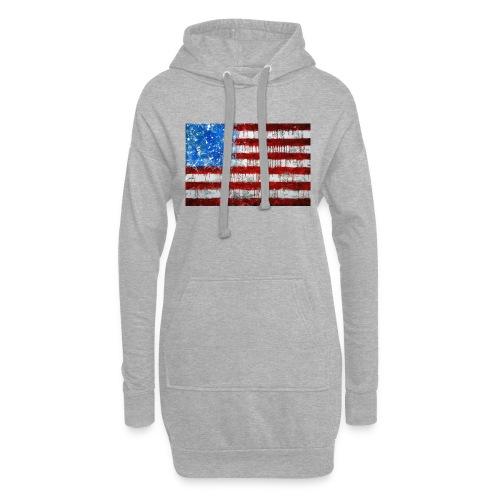 USA - Sudadera vestido con capucha