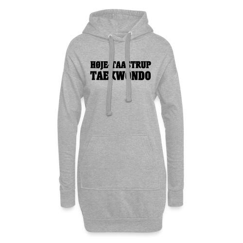 Høje-Taastrup Front Tryk - Hoodie-kjole