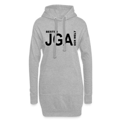 Bester JGA der Welt - Hoodie-Kleid