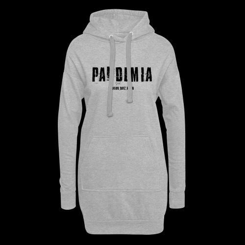 Pandemia - Sweat-shirt à capuche long Femme