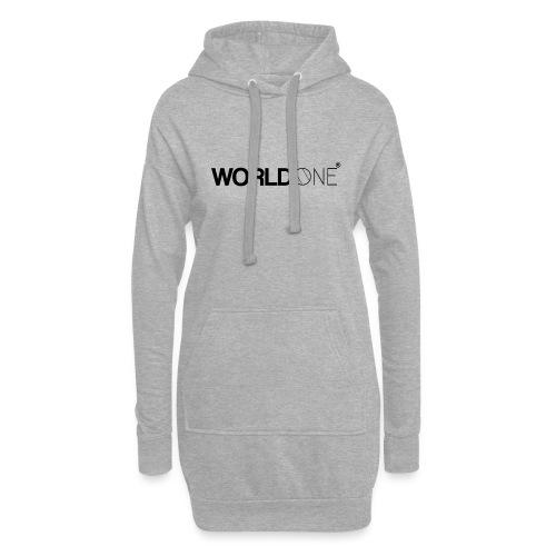 WorldØne© - Sweat-shirt à capuche long Femme