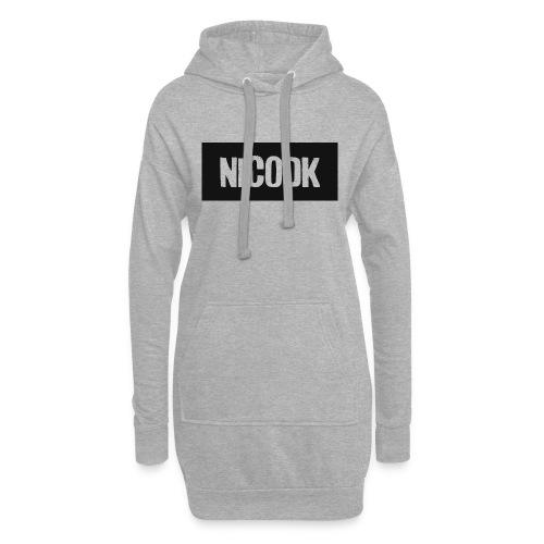 NicoDK simpel Herre T-shirt - Hoodie-kjole