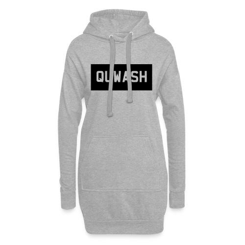 QUWASH - Hoodiejurk