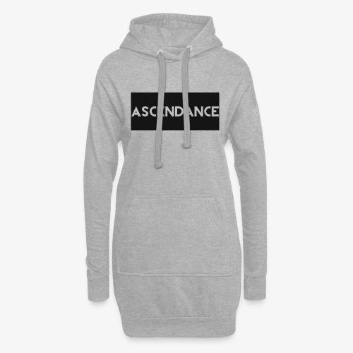 Acendancelogo - Hoodie Dress