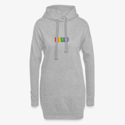 Druid Pride (Rainbow) - Hoodie Dress
