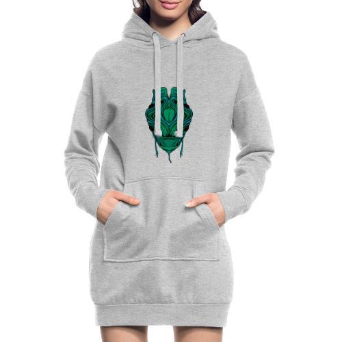 Creature - Hoodie Dress