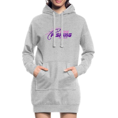 GONE-FISHING (2022) DEEPSEA/LAKE BOAT P-COLLECTION - Hoodie Dress