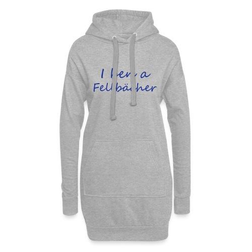 Fellbaecher - Hoodie-Kleid