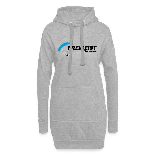 Freigeist-Flywear logo - Hoodie-Kleid