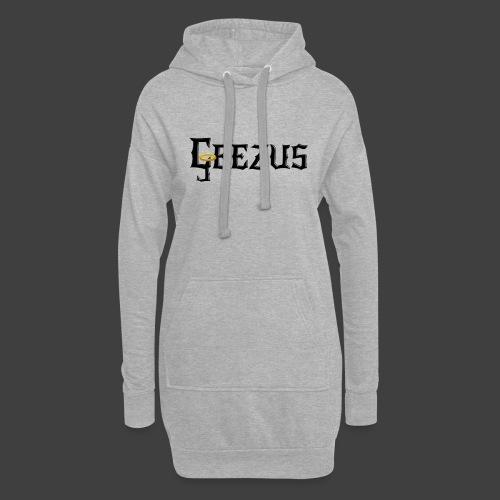 GEEZUS logo - Hoodie Dress