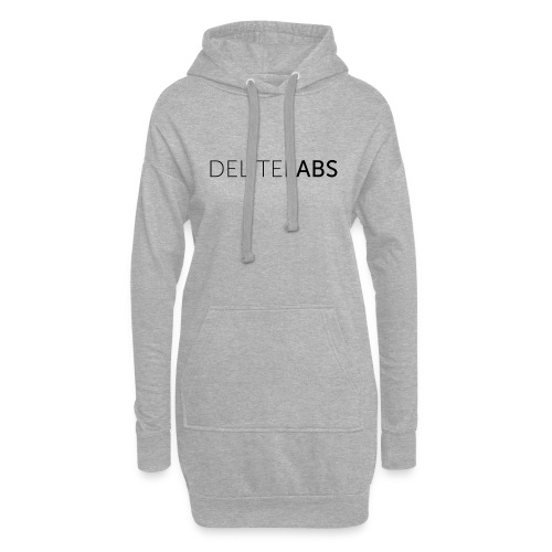 DELITELABS t-shirt girls - Hoodie Dress