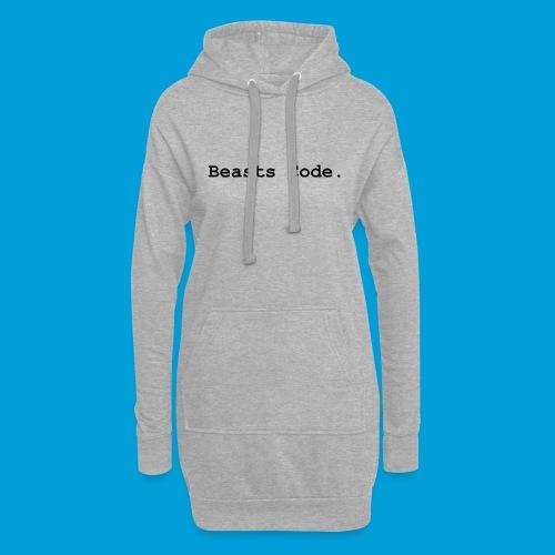 Beasts Code. - Hoodie Dress