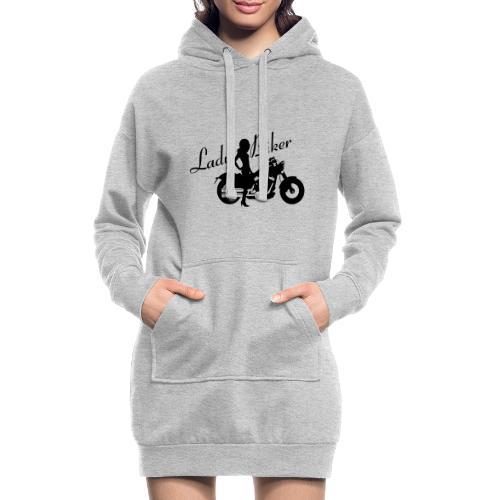 Lady Biker - Custom bike - Hupparimekko