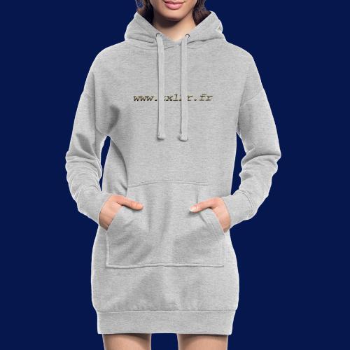 www zx12r fr OR - Sweat-shirt à capuche long Femme