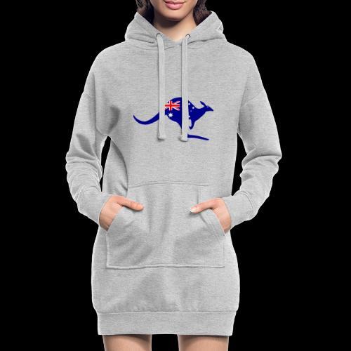 Australia - Hoodie-Kleid