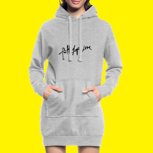 Faith Hope Love - Hoodie Dress