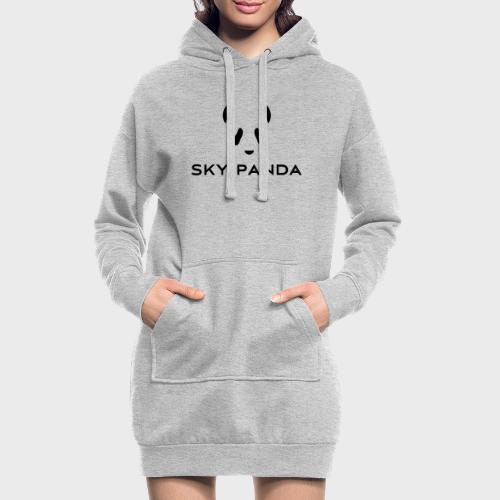 Sky Panda Logo - Hoodie-Kleid