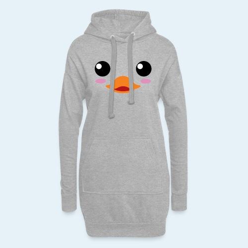 Pato bebé (Cachorros) - Sudadera vestido con capucha