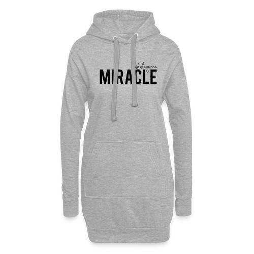 Working on a miracle IVF Top - Hoodie Dress