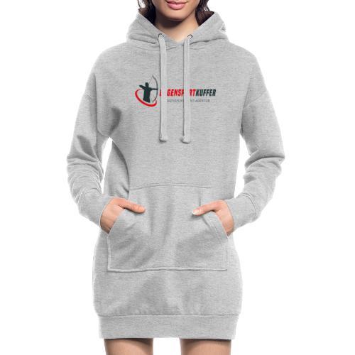 Kuffer Logo - Hoodie-Kleid