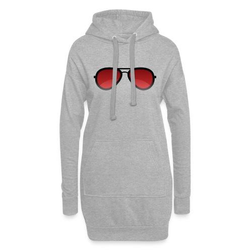 Enzed Sunglass - Sweat-shirt à capuche long Femme