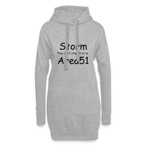 Storm Area 51 - Hoodie Dress