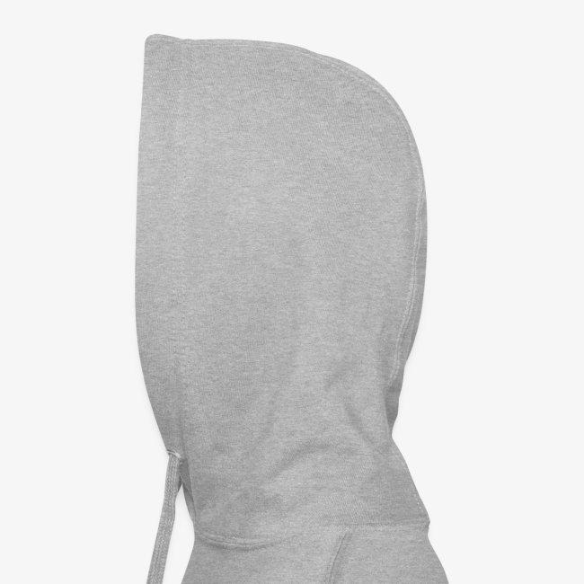 Vorschau: simple woman horse dog - Hoodie-Kleid