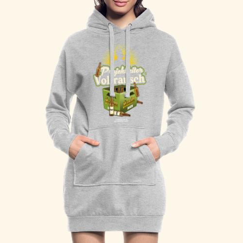 Bier T-Shirt Projektleiter Vollrausch® - Hoodie-Kleid