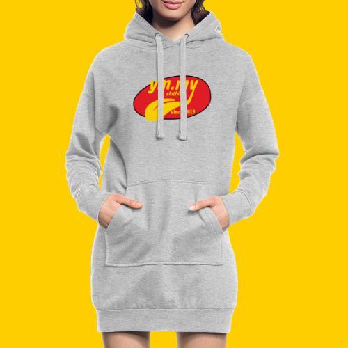 YM.MY clothing LOGO - Hoodie Dress