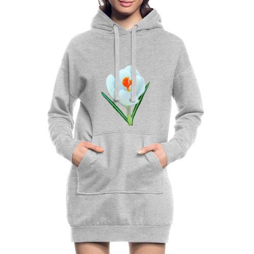 TIAN GREEN - Krokuss 2020 - Hoodie-Kleid