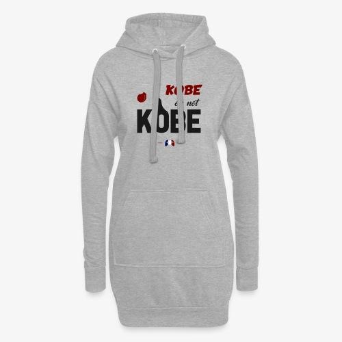 Kobe or not Kobe - Sweat-shirt à capuche long Femme