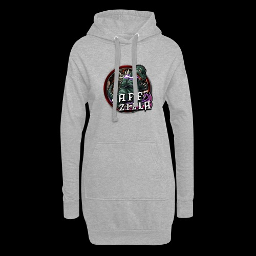 jaff logo - Hoodie Dress