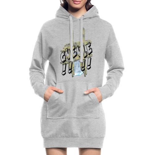 H-Tag Gueule - Sweat-shirt à capuche long Femme