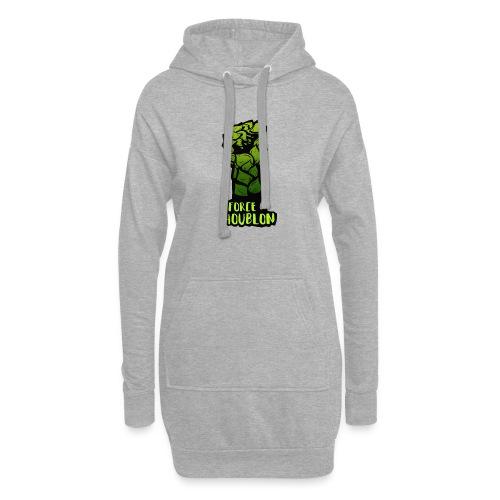 Force et houblon (Officiel) - Sweat-shirt à capuche long Femme