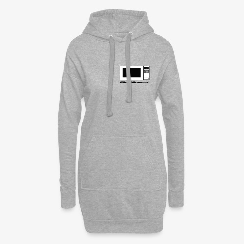 Official Microwaver! - Hoodie Dress