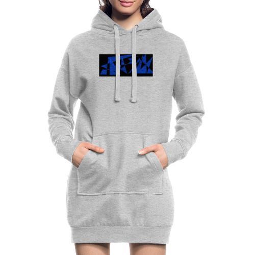 street - Sweat-shirt à capuche long Femme