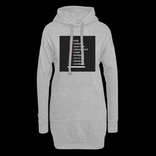 BEAUTIFUL - Hoodie Dress