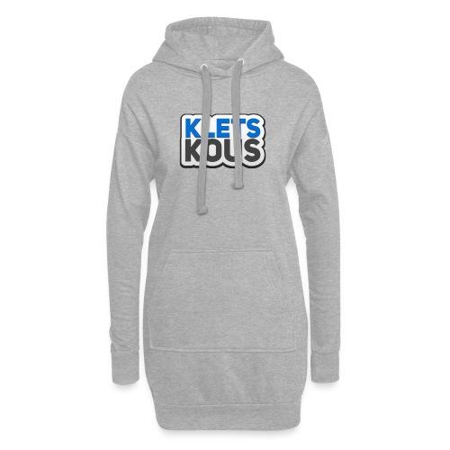 Kletskous - Hoodiejurk
