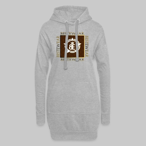#Bestewear - Royal Line - Hoodie-Kleid