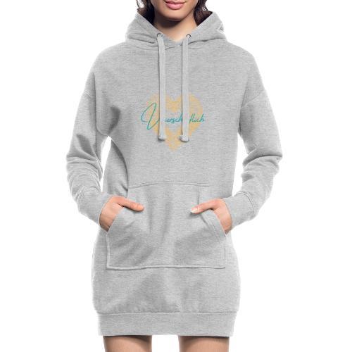 Unerschöpflich - Hoodie-Kleid