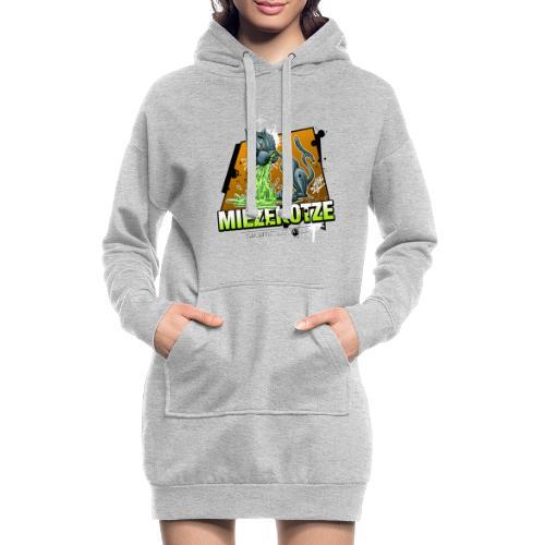 Miezekotze - Hoodie-Kleid
