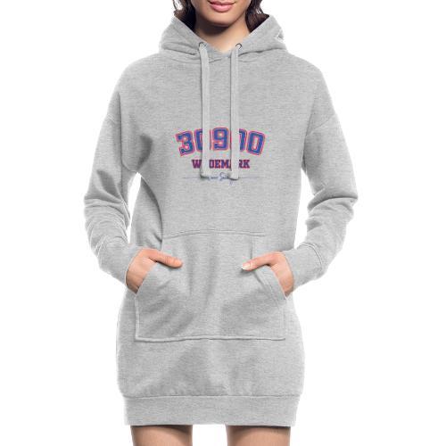 30900 Wedemark - Hoodie-Kleid