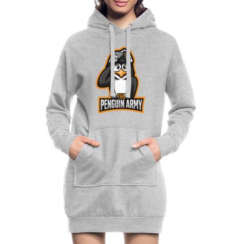 The Penguin Army Logo - Hoodie-Kleid