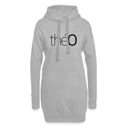 théO - Sweat-shirt à capuche long Femme