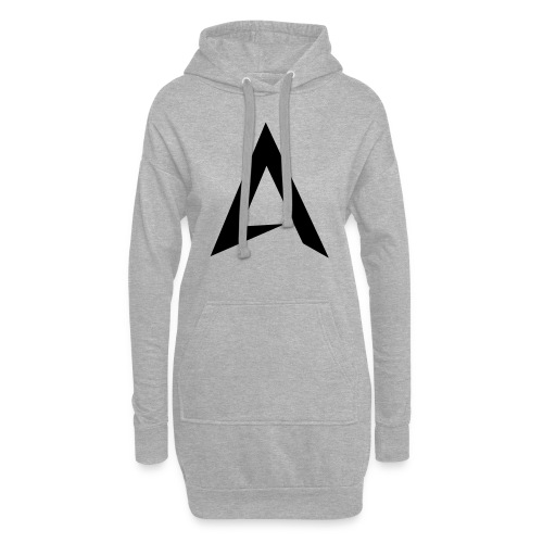 alpharock A logo - Hoodie Dress