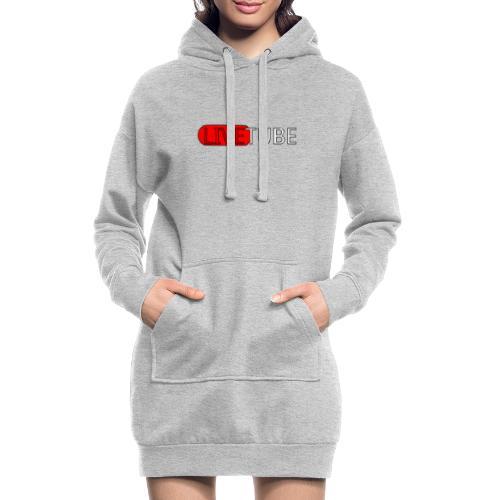 Livetube - Hoodie-kjole